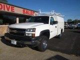 2007 Chevrolet Silverado 2500HD Classic Work Truck Regular Cab 4x4 Utility Data, Info and Specs