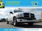2008 Bright White Dodge Ram 1500 ST Quad Cab #86401938