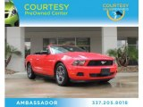2012 Race Red Ford Mustang V6 Premium Convertible #86401821
