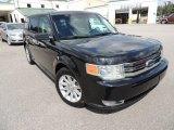 2010 Tuxedo Black Ford Flex SEL AWD #86401726