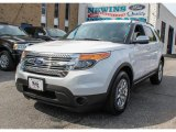 2013 Oxford White Ford Explorer 4WD #86401911