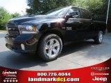 2014 Black Ram 1500 Sport Crew Cab #86450878