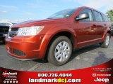 2014 Copper Pearl Dodge Journey Amercian Value Package #86450873