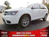 2014 White Dodge Journey R/T #86450872