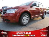 2014 Copper Pearl Dodge Journey Amercian Value Package #86450870