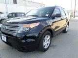 2014 Tuxedo Black Ford Explorer FWD #86450660