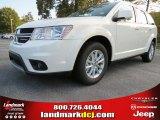 2014 White Dodge Journey SXT #86450861