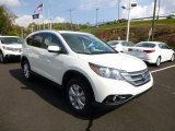 2014 White Diamond Pearl Honda CR-V EX-L AWD #86451206