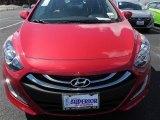 2013 Red Hyundai Elantra GT #86450641