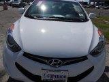 2013 Monaco White Hyundai Elantra Coupe GS #86450624