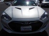 2013 Platinum Metallic Hyundai Genesis Coupe 3.8 Grand Touring #86450620