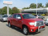 2011 Barcelona Red Metallic Toyota Tundra Limited CrewMax 4x4 #86450985
