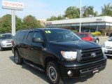 2010 Black Toyota Tundra TRD Rock Warrior Double Cab 4x4 #86450983