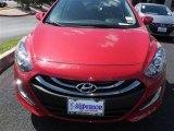 2013 Red Hyundai Elantra GT #86450612