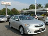 2013 Classic Silver Metallic Toyota Camry XLE V6 #86450981