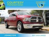2011 Deep Cherry Red Crystal Pearl Dodge Ram 1500 Sport Crew Cab #86450734