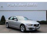 2013 Glacier Silver Metallic BMW 3 Series 328i xDrive Sedan #86450596