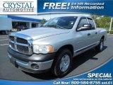 2005 Bright Silver Metallic Dodge Ram 1500 ST Quad Cab #86451171