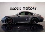 2012 Meteor Grey Metallic Porsche 911 Carrera GTS Coupe #86451277
