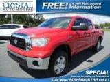 2007 Radiant Red Toyota Tundra SR5 CrewMax 4x4 #86451165