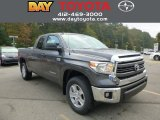 2014 Magnetic Gray Metallic Toyota Tundra SR5 Double Cab 4x4 #86450589