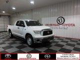 2008 Super White Toyota Tundra Double Cab #86450709