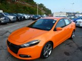 2013 Header Orange Dodge Dart GT #86451068