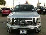 2010 Ingot Silver Metallic Ford F150 Lariat SuperCrew #86450695