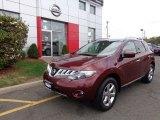 2010 Merlot Red Metallic Nissan Murano SL AWD #86451053