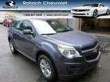2014 Atlantis Blue Metallic Chevrolet Equinox LS #86451255