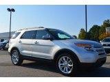 2013 Ingot Silver Metallic Ford Explorer Limited 4WD #86450918