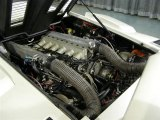 Lamborghini Countach Engines
