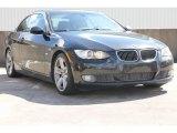 2008 Black Sapphire Metallic BMW 3 Series 335i Convertible #86451251