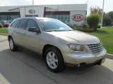 2004 Linen Gold Metallic Chrysler Pacifica AWD #86451140
