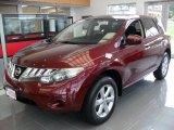 2010 Merlot Red Metallic Nissan Murano S AWD #86451136