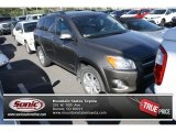 2011 Magnetic Gray Metallic Toyota RAV4 V6 Limited 4WD #86450484