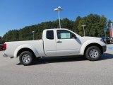 2013 Nissan Frontier S King Cab Exterior
