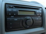 2013 Nissan Frontier S King Cab Audio System