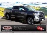 2014 Magnetic Gray Metallic Toyota Tundra SR5 TRD Crewmax 4x4 #86450478