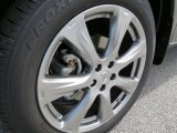 Nissan Murano 2013 Wheels and Tires
