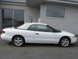 2000 Chrysler Sebring Bright White