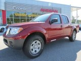 2013 Nissan Frontier S V6 Crew Cab Data, Info and Specs