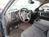 2008 Chevrolet Silverado 1500 LS Crew Cab Ebony Interior