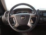 2008 Chevrolet Silverado 1500 LS Crew Cab Steering Wheel