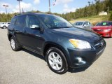 2010 Black Forest Pearl Toyota RAV4 Limited V6 4WD #86505346