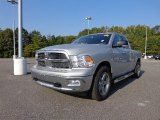 2012 Bright Silver Metallic Dodge Ram 1500 Big Horn Quad Cab #86505127