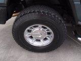 2006 Hummer H2 SUV Wheel