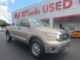 2008 Desert Sand Mica Toyota Tundra Double Cab #86505151
