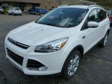2014 Ford Escape Oxford White