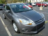 2014 Sterling Gray Ford Focus SE Sedan #86505190